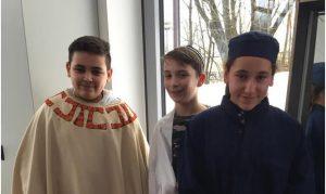 Die fünf Weltreligionen zu Besuch an der ASRS