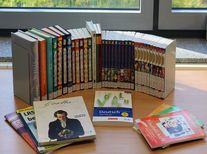 Schulverein der ASRS bedenkt Schülerbücherei mit großzügiger Spende