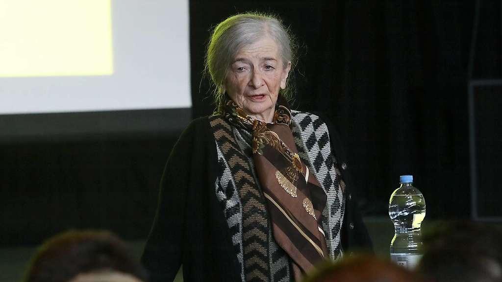 Henriette Kretz – Zeitzeugin der Shoah zu Gast an der ASRS