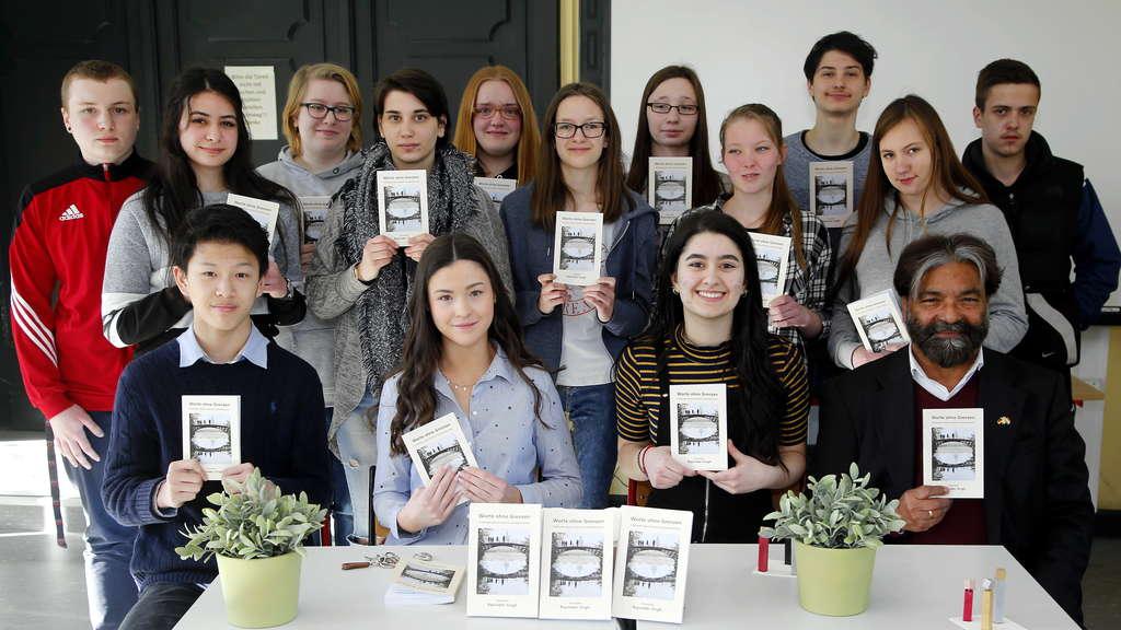 Erzählungen Remscheider Schüler erscheinen in Buchform