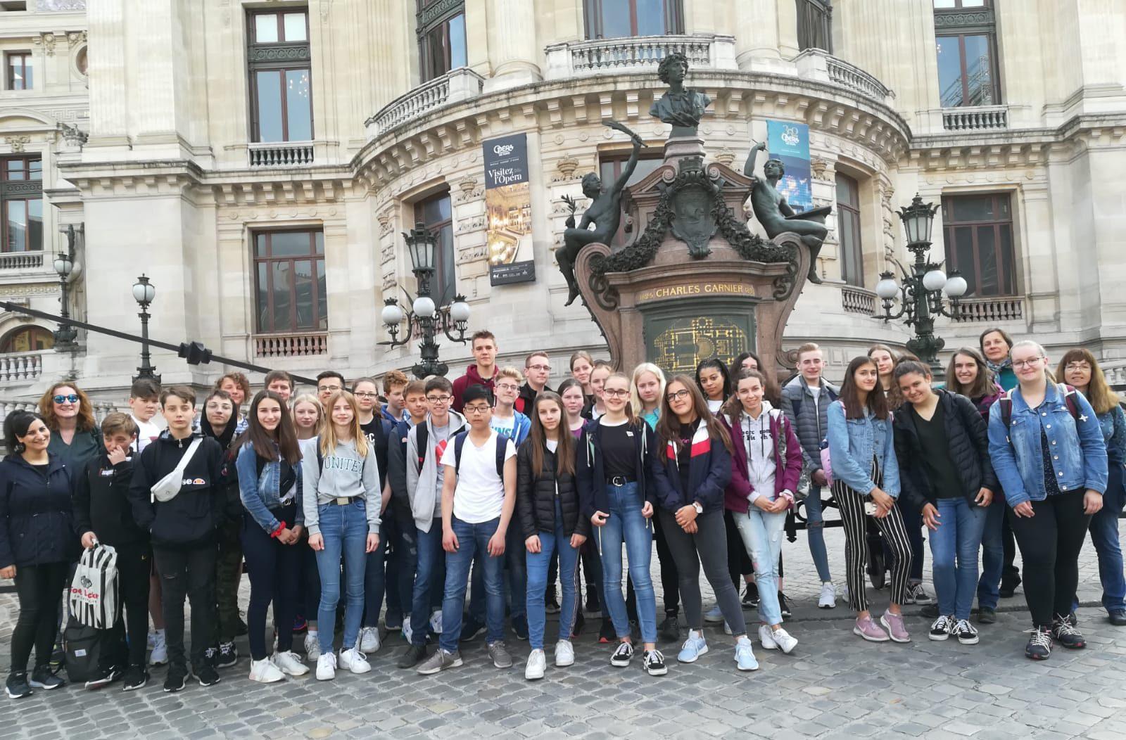 Reiseblog der Austausch-AG