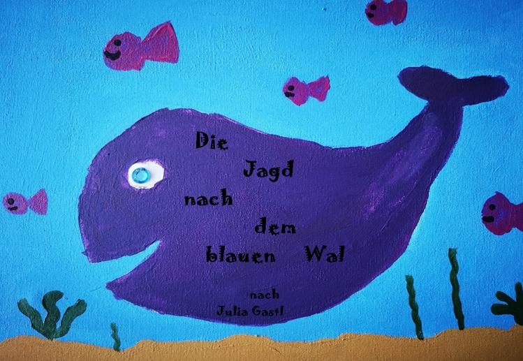 """Dienstag, den 09.07.2019: """"Jagd nach dem blauen Wal"""" !"""
