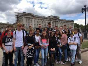 London – Die köngliche Metropole! Die Klasse 10a zu Gast in UK!