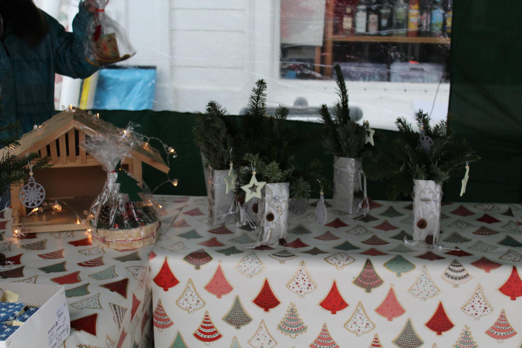 Schulverein der ASRS beteiligt sich am Lenneper Weihnachtsmarkt!