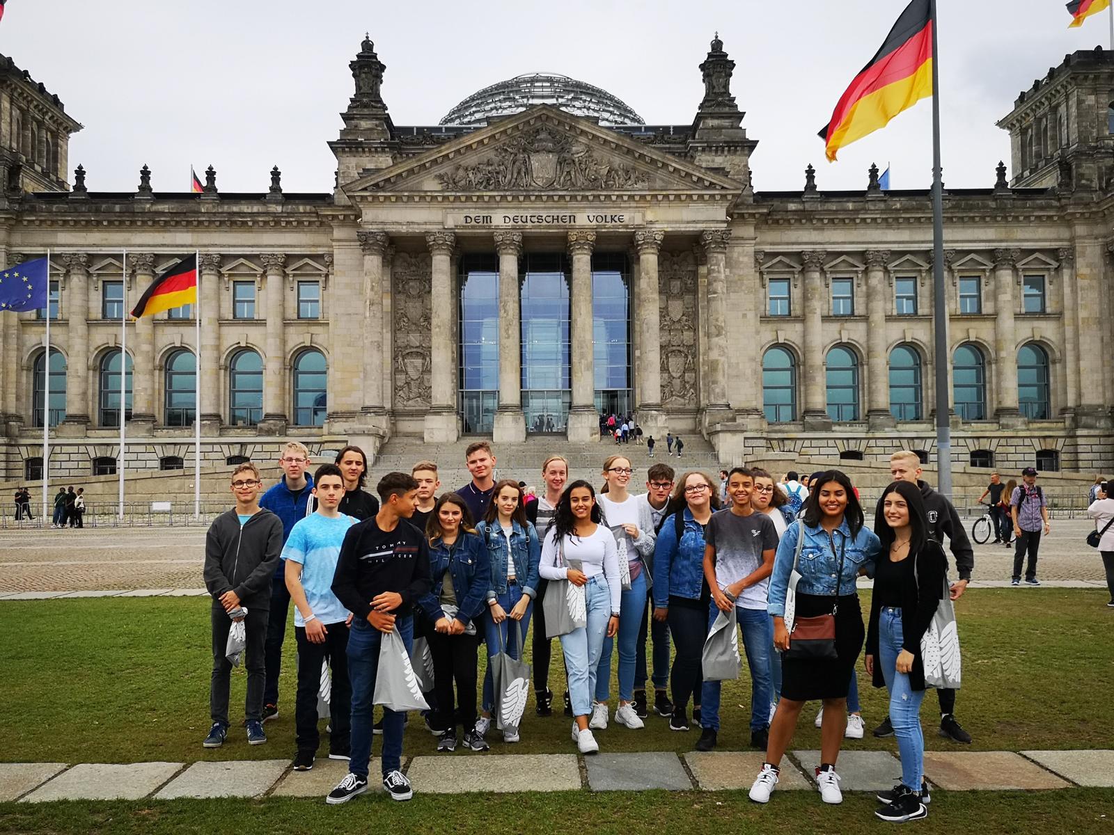 BERLIN – eine Stadt voller Geschichte und Kultur!