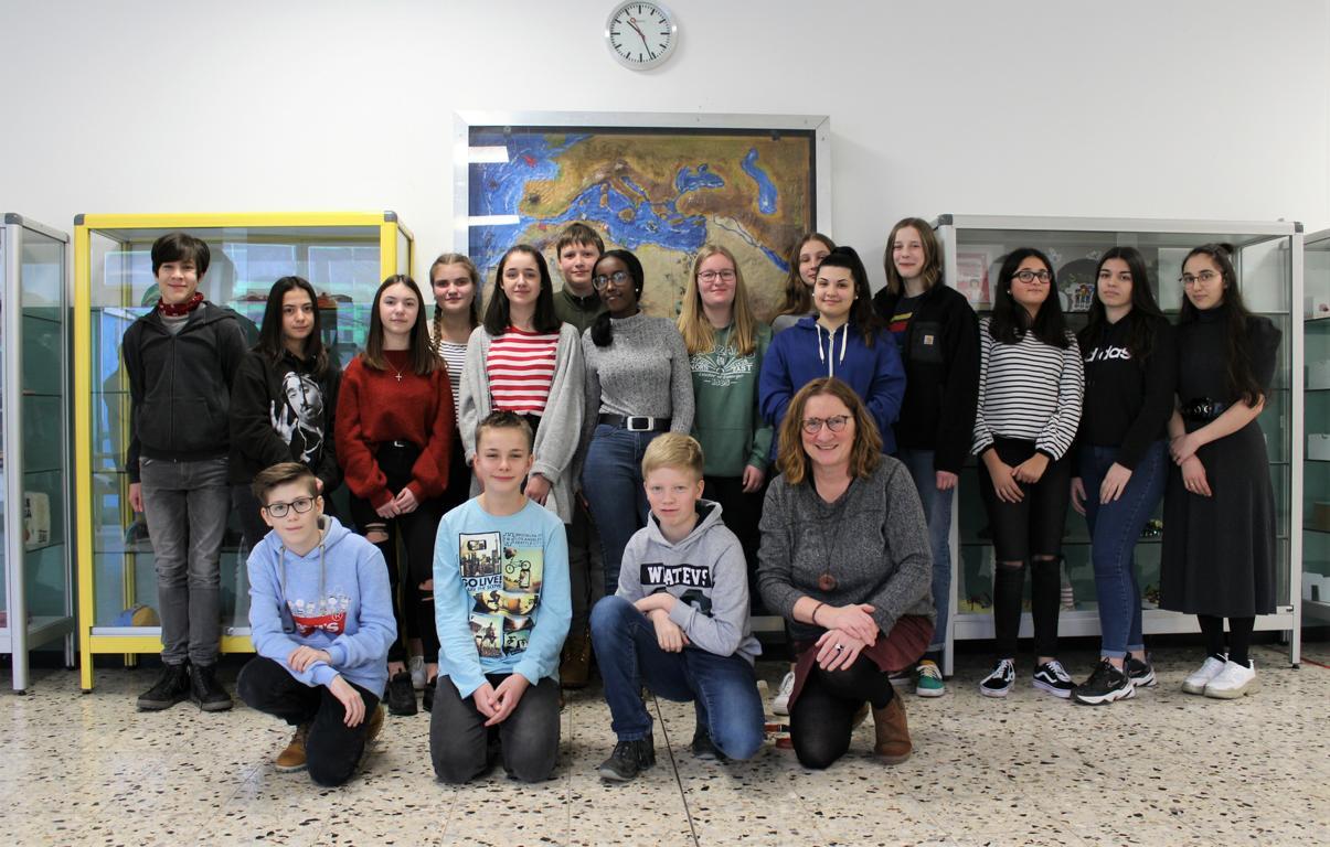Internetteamwettbewerb 2020: équipe ASRS belegt Platz 2 Niveau F1 in NRW! Félicitations et bravo encore les élèves!