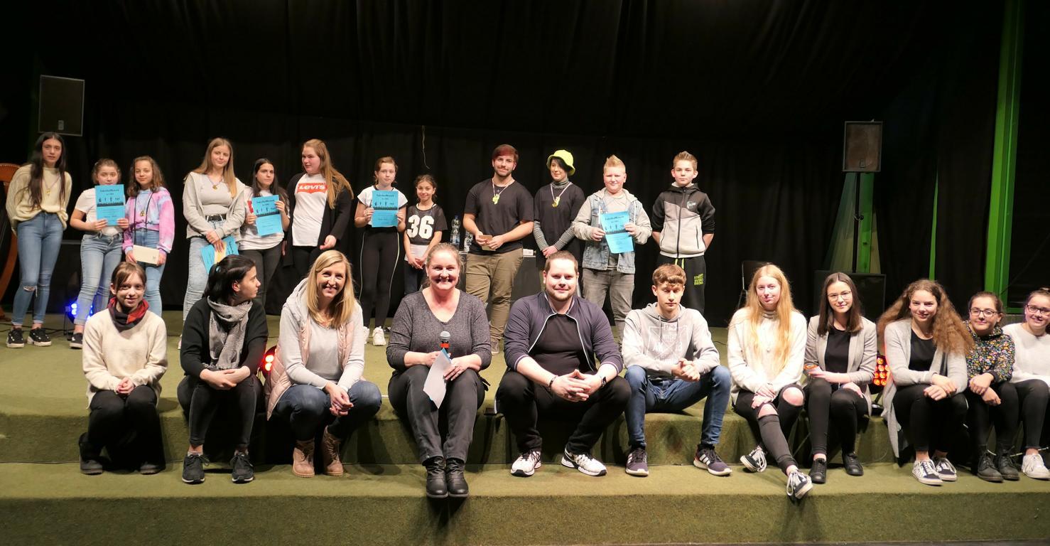"""""""ASRS got talent"""" – Talentwettbewerb Eurer SV !!!"""