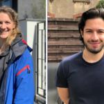 Frau Ziegler und Herr Antoniadis – unsere beiden Referendare – stellen sich vor!!
