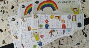 """Read more about the article SV SchülerInnen möchten """"Mut machen""""!"""