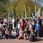 130 Schülerinnen und Schüler der Jahrgangsstufe 6 begeben sich auf einen Tagesausflug zum Ketteler Hof!