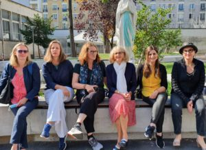 Read more about the article BILL – Planungsteam des Frankreich-Austauschs 2022 besucht unsere französische Partnerschule in Asnières-sur-Seine.